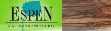 ESPEN Tonholz/Tonewood-Logo